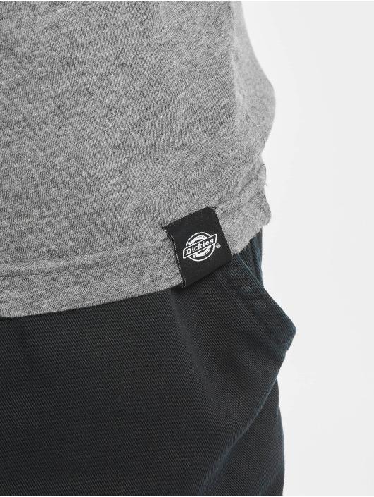 Dickies T-Shirt V-Neck 3er-Pack grau