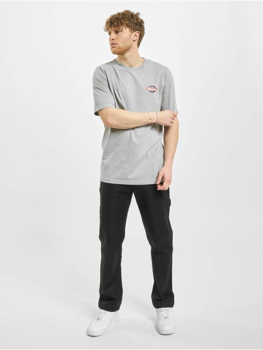 Dickies T-Shirt Ruston grau