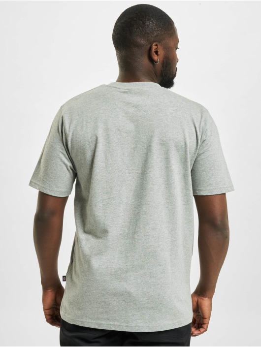 Dickies T-Shirt Icon Logo grey
