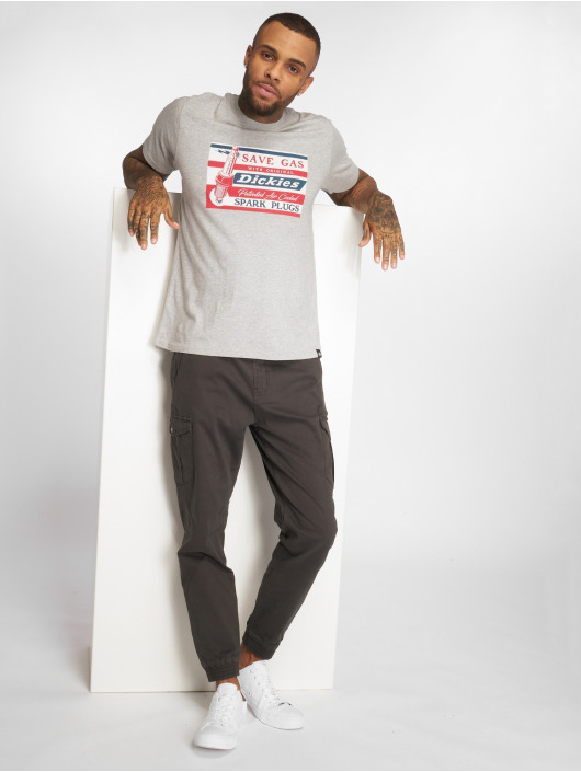 Dickies T-shirt Jarratt grigio