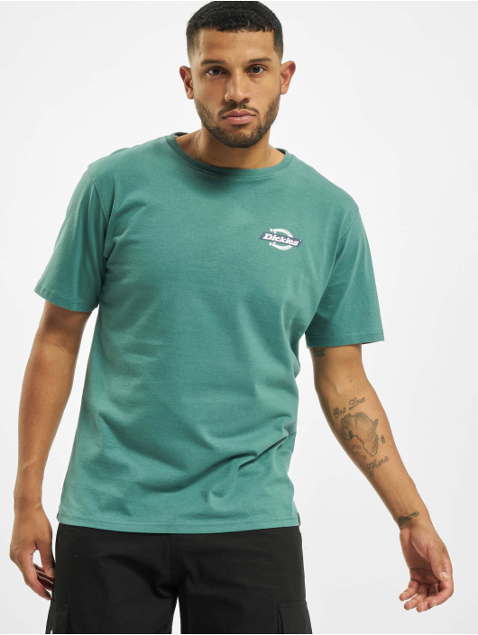Dickies T-Shirt Ruston Lincoln grün