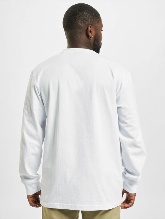 Dickies T-Shirt manches longues Loretto blanc