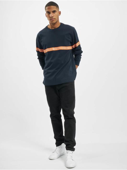 Dickies T-Shirt manches longues West Ferriday bleu