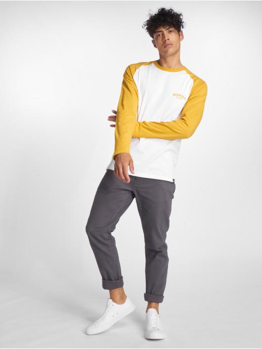 739495dffb3e Dickies T-Shirt manches longues Baseball jaune ...