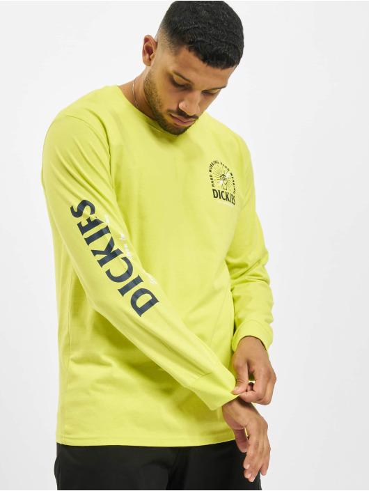 Dickies T-Shirt manches longues Baldwin Ls jaune