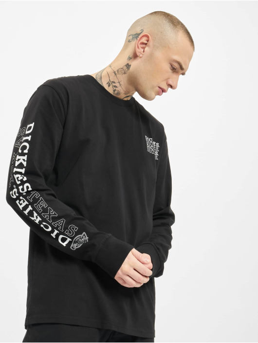 Dickies T-Shirt manches longues Millwood noir