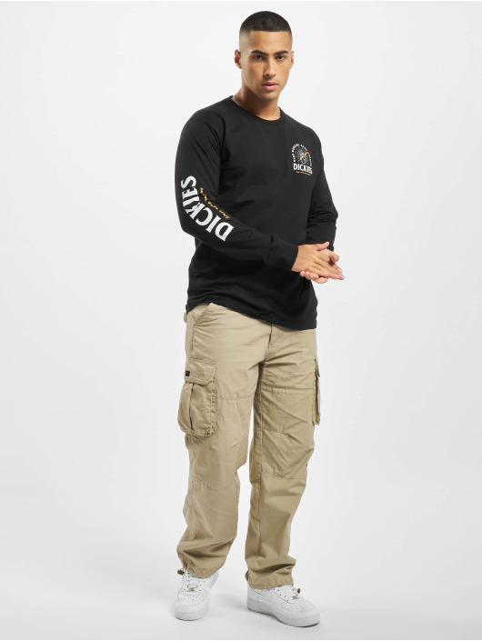 Dickies T-Shirt manches longues Baldwin Ls noir