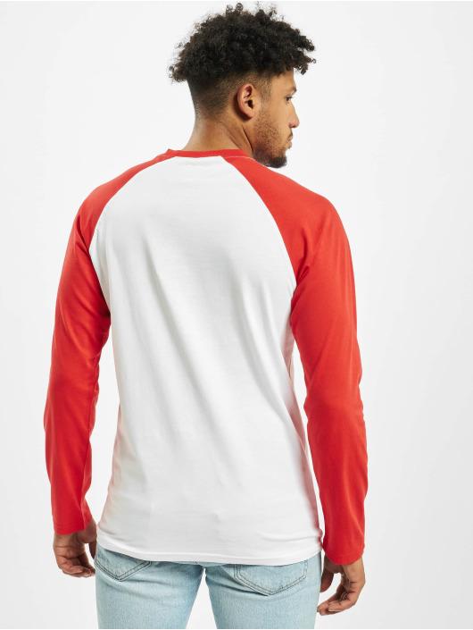 Dickies T-Shirt manches longues Dickies Baseball rouge