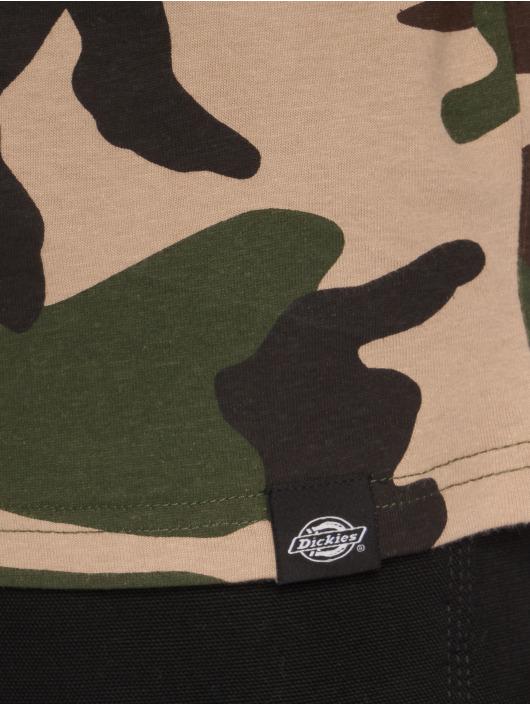 Dickies T-shirt Horseshoe mimetico