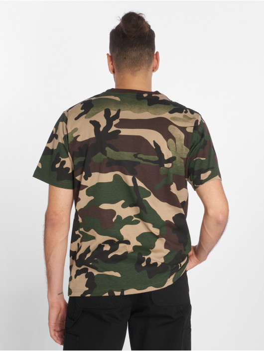 Dickies T-shirt HS One Colour mimetico