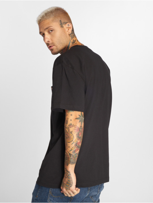 Dickies T-shirt Pocket nero