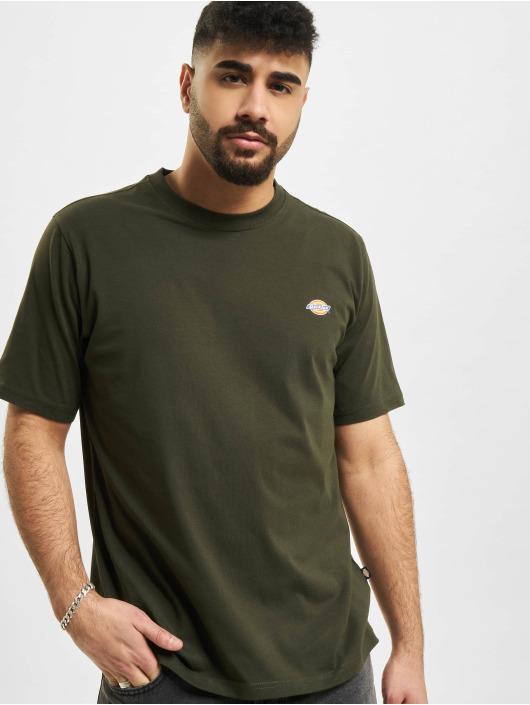 Dickies t-shirt Mapleton olijfgroen