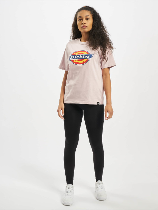 Dickies T-Shirt Horseshoe purple