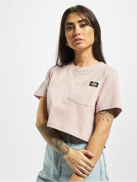 Dickies T-Shirt Ellenwood purple