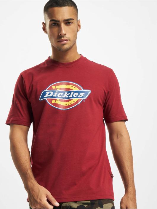 Dickies T-Shirt Icon Logo red