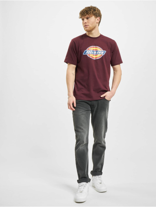 Dickies t-shirt Icon Logo rood