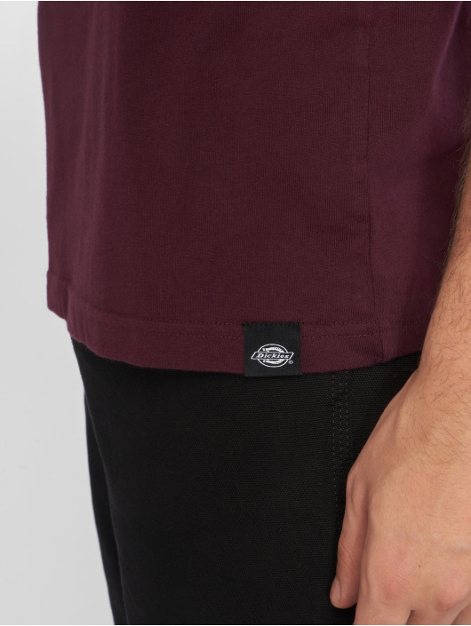 Dickies T-shirt Arcola rosso