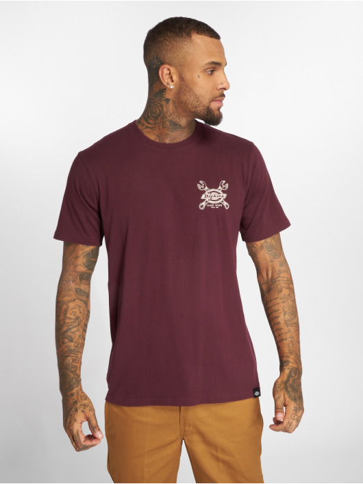Dickies T-shirt Toano rosso