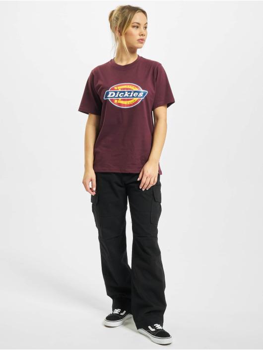 Dickies T-Shirt Horseshoe rot