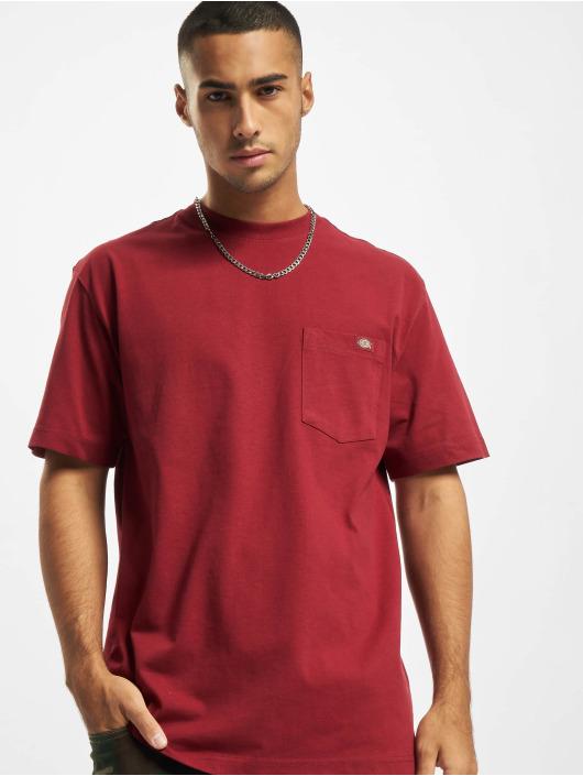 Dickies T-Shirt Porterdale rouge