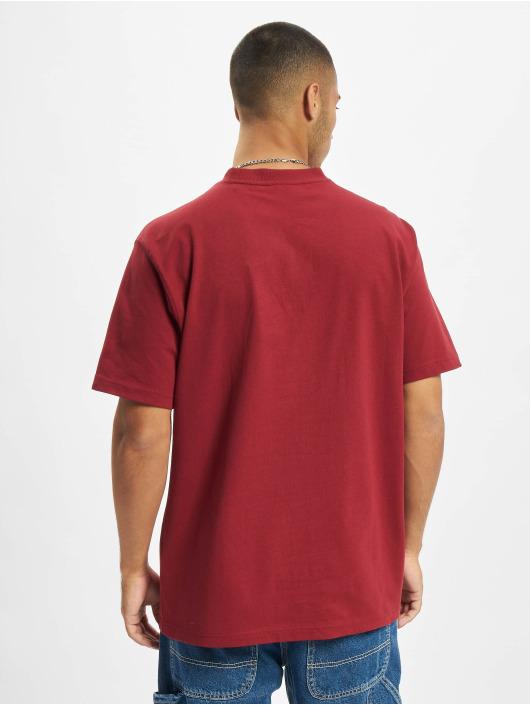 Dickies T-Shirt Saxman rouge