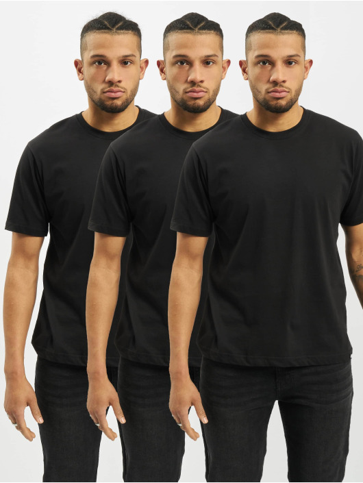 Dickies T-shirt 3 Pack svart