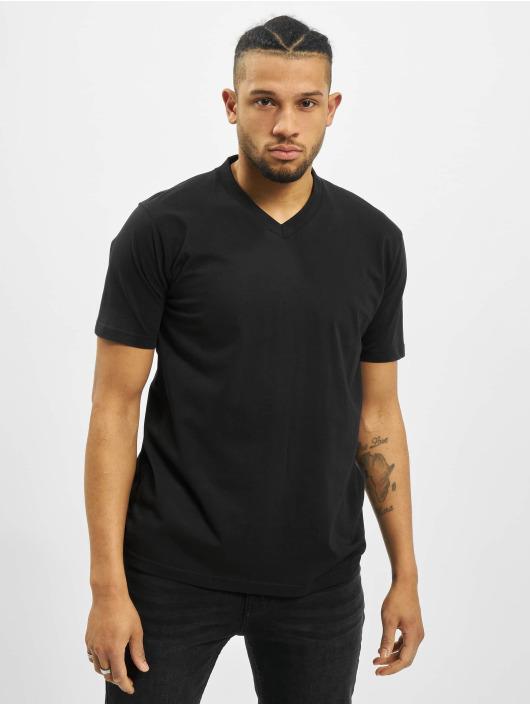 Dickies T-shirt V-Neck Mc svart