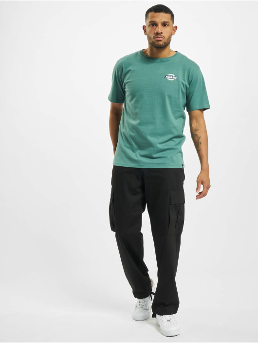 Dickies T-Shirt Ruston Lincoln vert