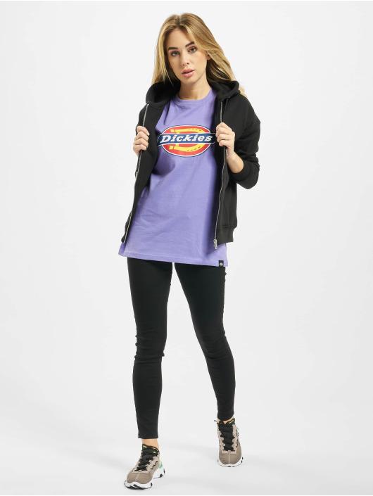 Dickies T-Shirt Horseshoe violet