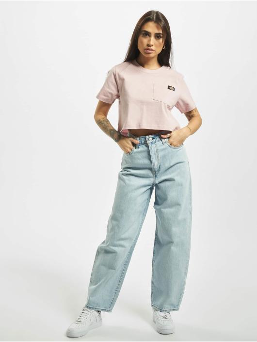 Dickies T-Shirt Ellenwood violet