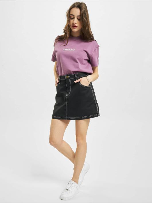 Dickies T-Shirt Loretto violet