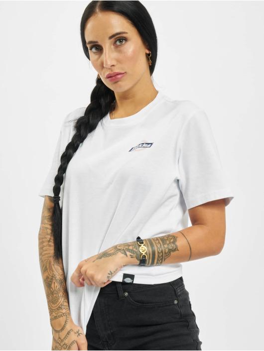 Dickies T-Shirt Ruston W weiß