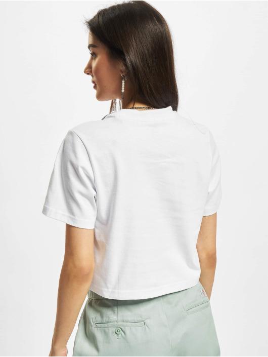 Dickies T-Shirt Porterdale Crop weiß