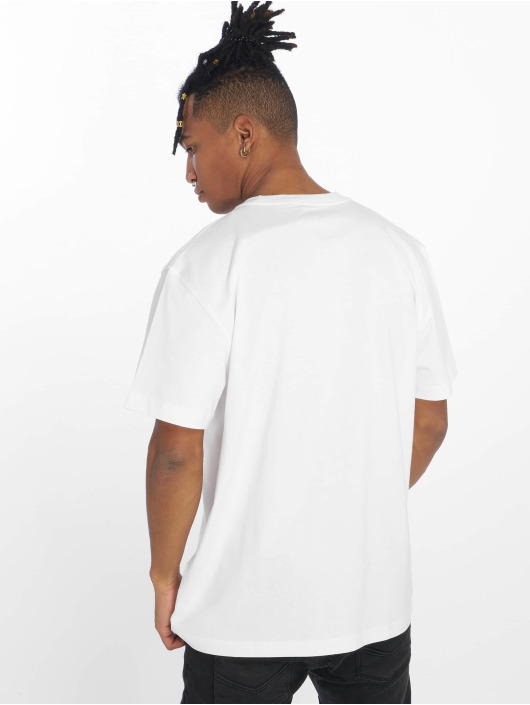 Dickies t-shirt Pocket wit