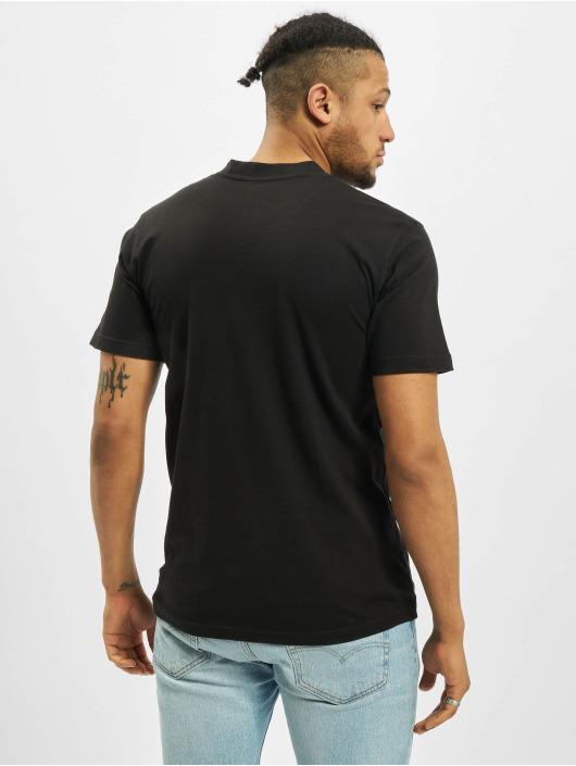 Dickies t-shirt V-Neck 3-Pack zwart