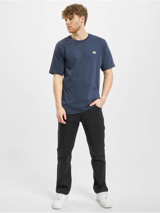 Dickies T-shirts Mapleton blå