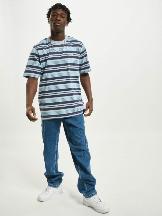Dickies T-shirts Wheaton blå