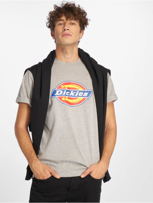 Dickies T-shirts Horseshoe grå
