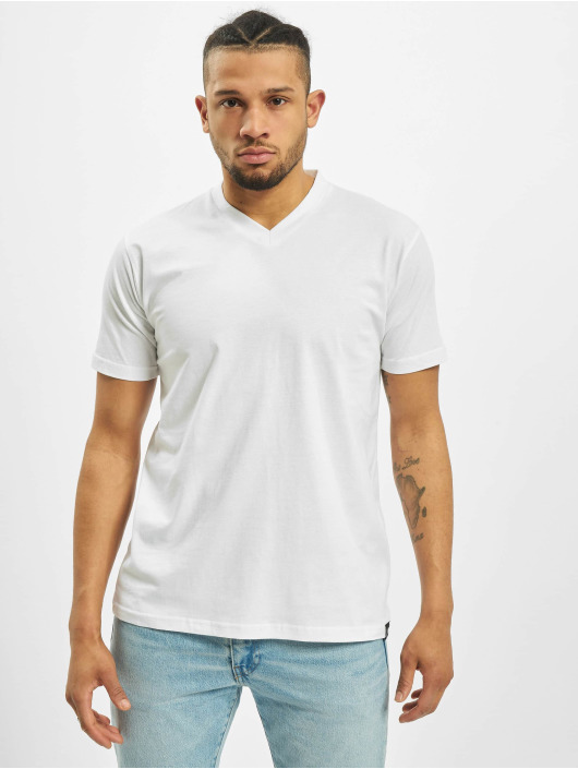 Dickies T-Shirty V-Neck 3-Pack bialy