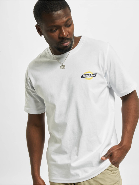 Dickies T-Shirty Ruston bialy