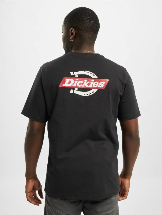 Dickies T-Shirty Ruston czarny
