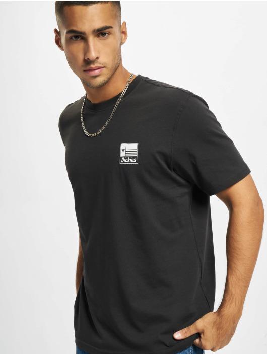 Dickies T-Shirty Taylor SS czarny