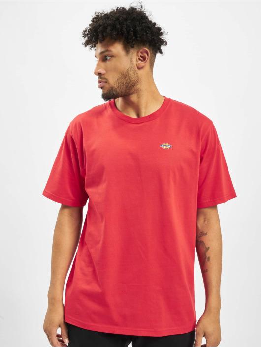 Dickies T-Shirty Stockdale czerwony