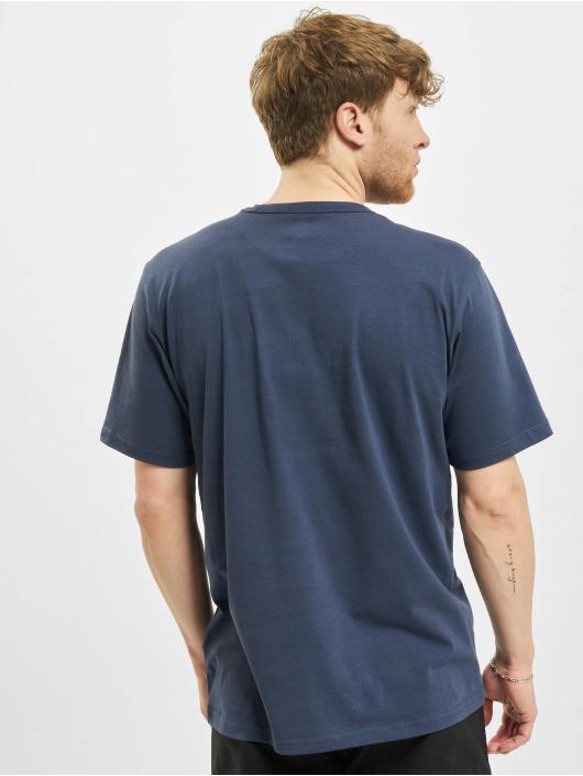 Dickies T-Shirty Aitkin niebieski