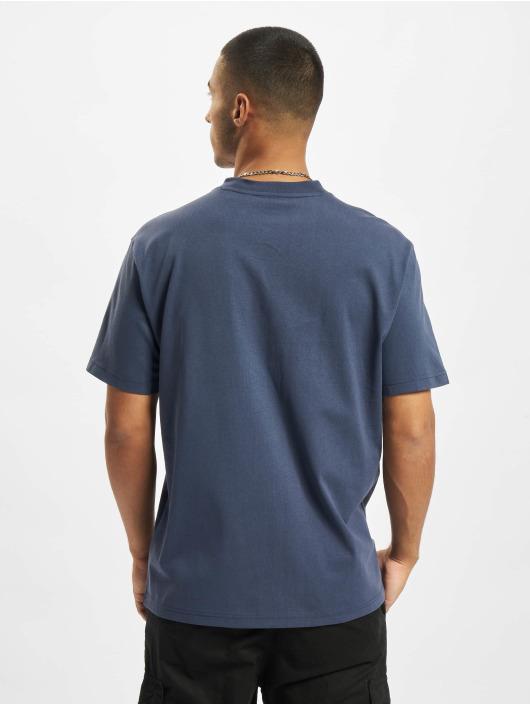 Dickies T-Shirty Saxman niebieski