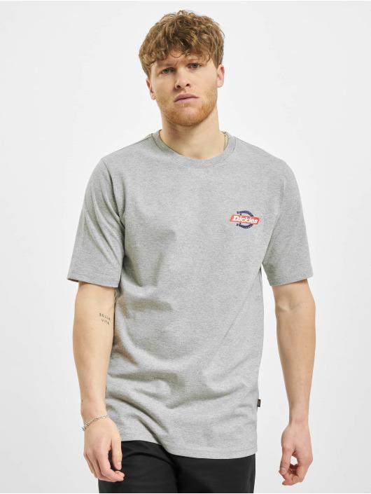 Dickies T-Shirty Ruston szary