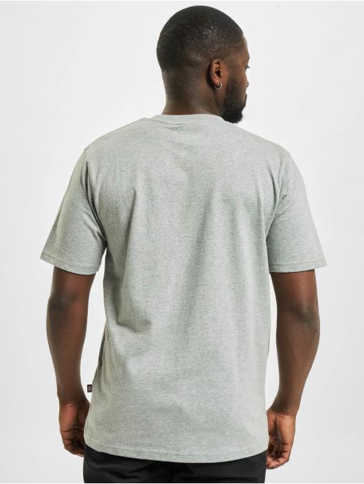 Dickies T-Shirty Icon Logo szary
