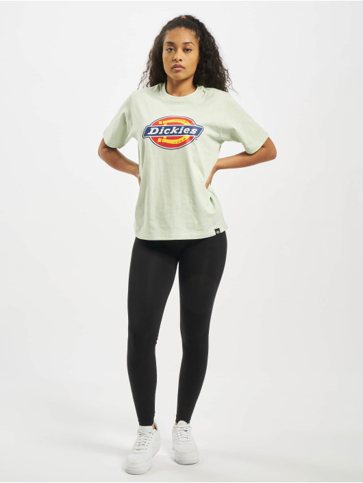 Dickies T-Shirty Horseshoe zielony