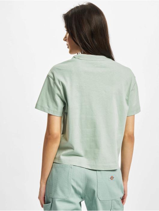 Dickies T-Shirty Loretto zielony
