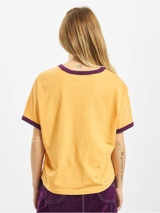 Dickies T-Shirty Hellier zólty